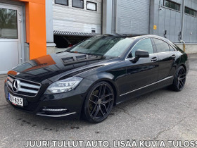 Mercedes-Benz CLS, Autot, Lahti, Tori.fi
