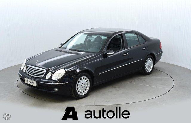 Mercedes-Benz E 240 4matic