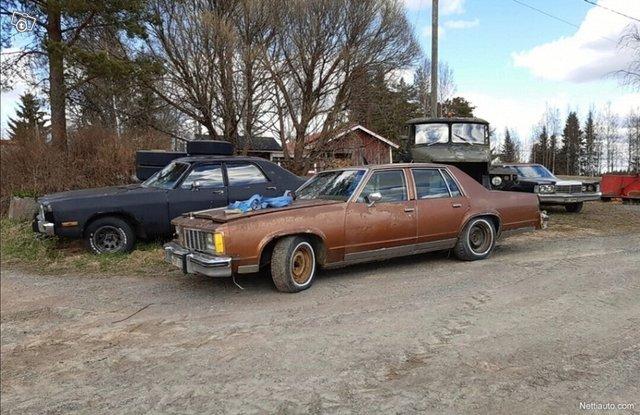 Oldsmobile Delta 1