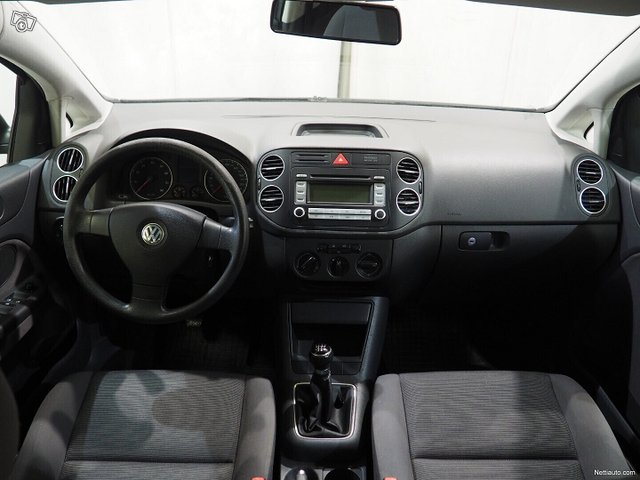 Volkswagen Golf Plus 12
