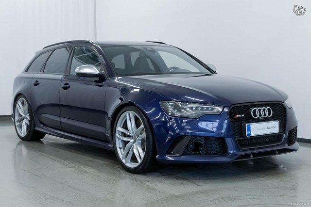 Audi RS6, kuva 1