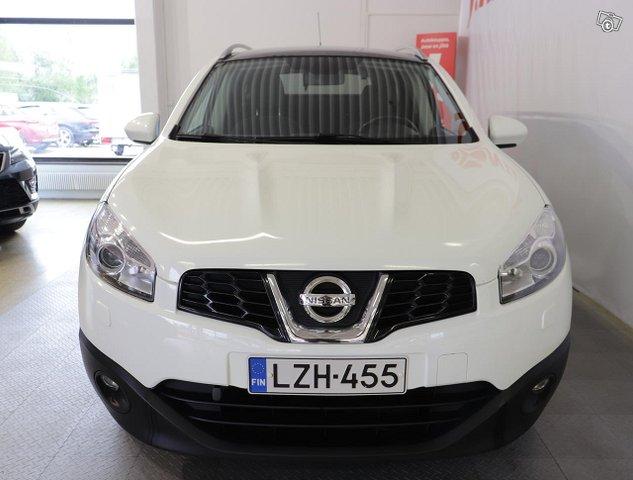 Nissan Qashqai+2 3