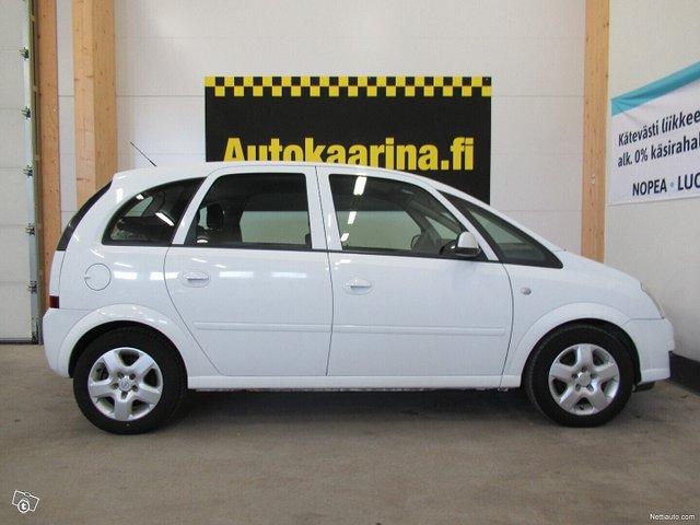 Opel Meriva 3