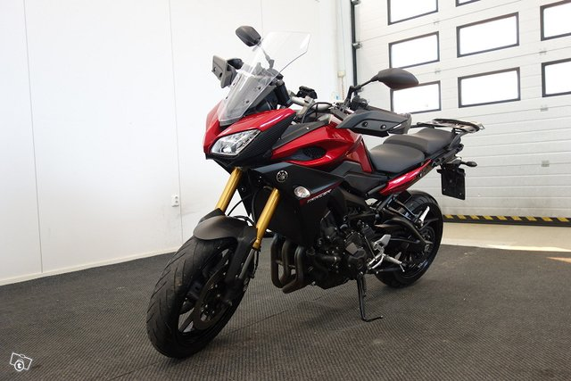 Yamaha MT-09 6