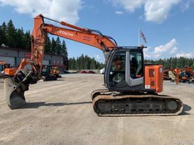 Hitachi ZX 135 US-3, Maanrakennuskoneet, Työkoneet ja kalusto, Pirkkala, Tori.fi