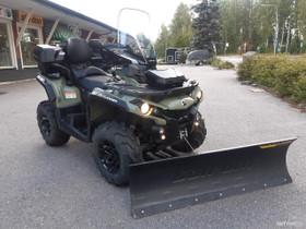 Can-Am Outlander Max, Mönkijät, Moto, Hyvinkää, Tori.fi
