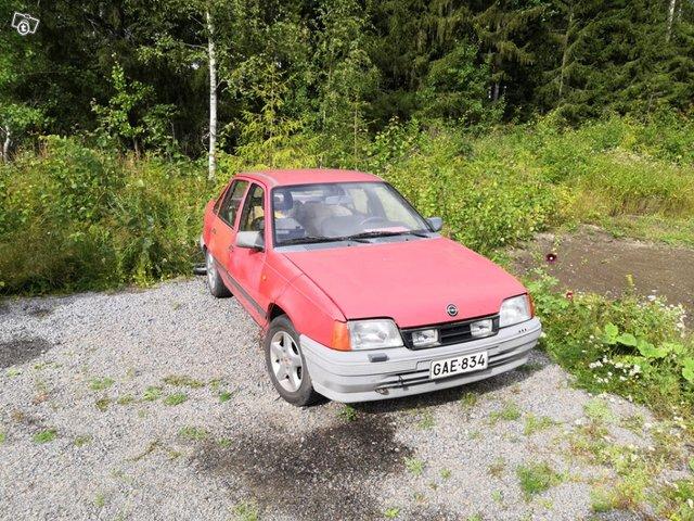 Opel Kadett, kuva 1