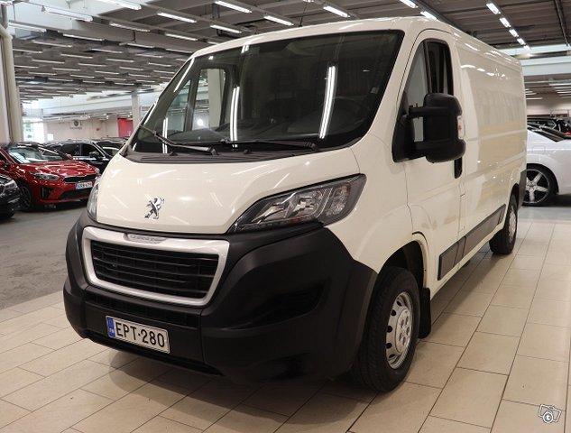 Peugeot Boxer 3