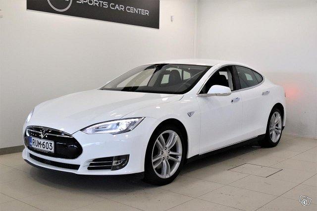 Tesla Model S, kuva 1