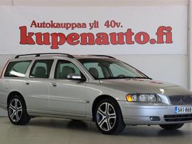 Volvo V70, Autot, Isokyrö, Tori.fi