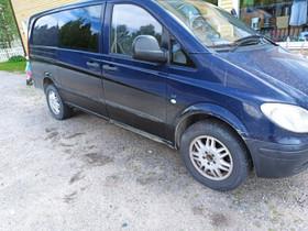 Mercedes-Benz Vito, Autot, Lieksa, Tori.fi