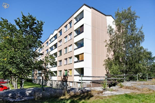 3h+k, Hiirakkokuja 4 A, Hakunila, Vantaa