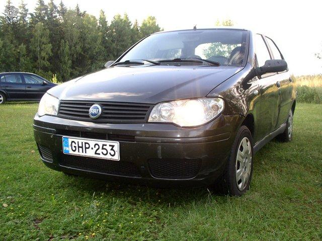 Fiat Albea 2