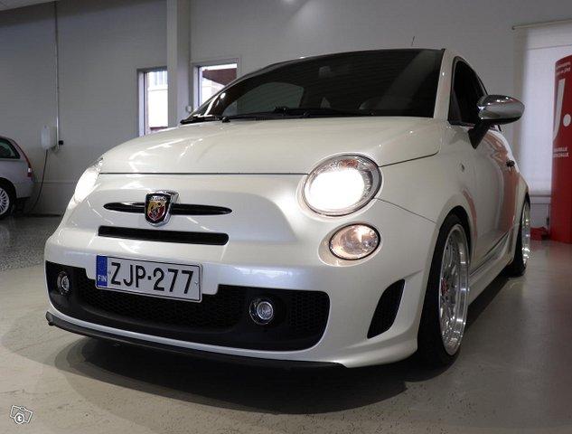 Fiat Abarth 500 6