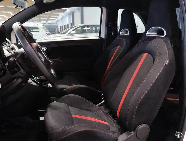 Fiat Abarth 500 11