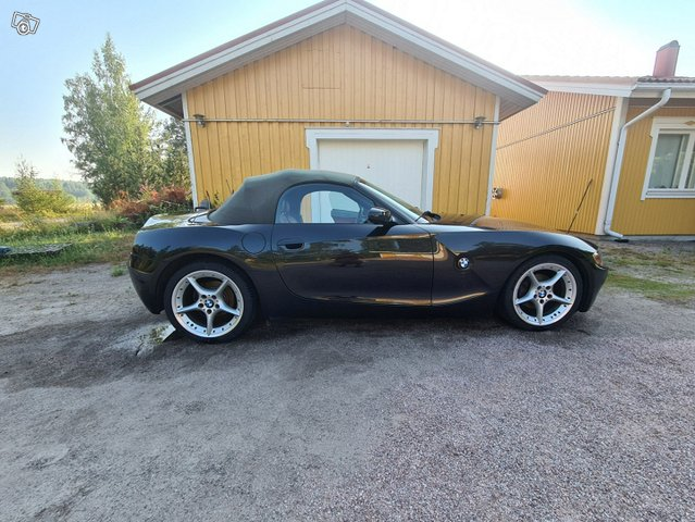 BMW Z-sarja 4