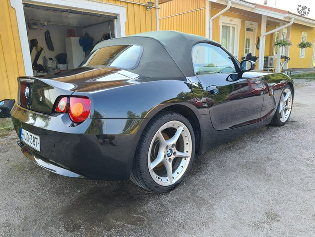 BMW Z-sarja 6