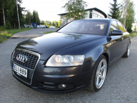 Audi A6, Autot, Siilinjärvi, Tori.fi
