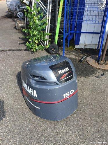 Yamaha moottorin koppa