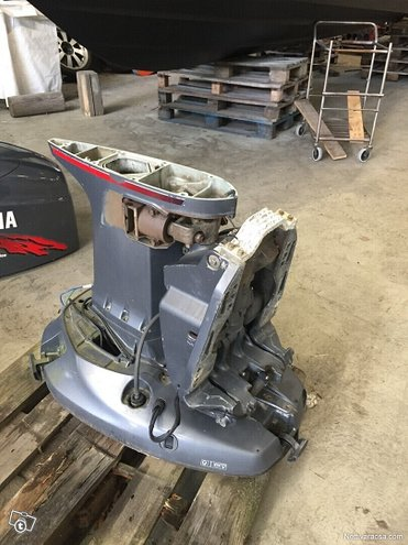 Yamaha trimmi koneisto 150h
