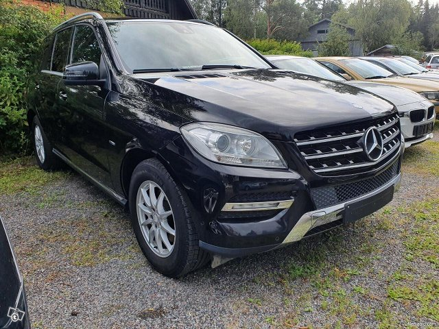 Mercedes-Benz ML 1