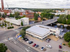 Valkeakoski Keskusta Sääksmäentie 1 Liiketila, Liikkeille ja yrityksille, Valkeakoski, Tori.fi