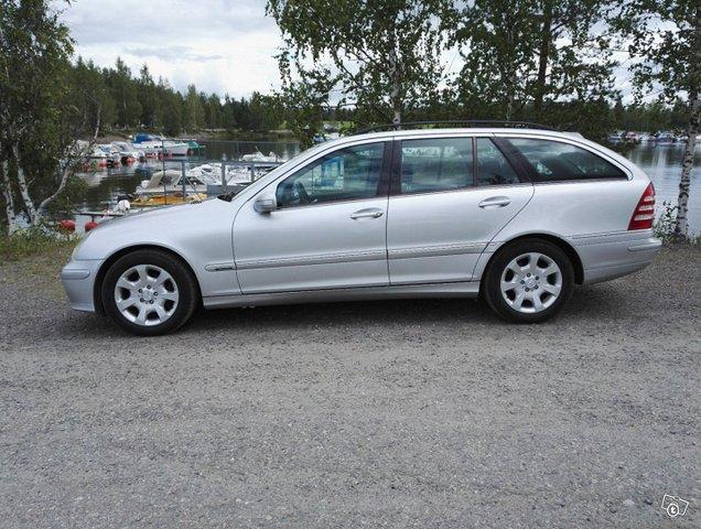 Mercedes-Benz C-sarja 6