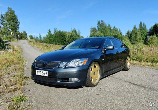 Lexus GS 7