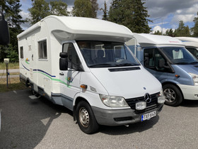 Chausson Odyssee 89 M, Matkailuautot, Matkailuautot ja asuntovaunut, Turku, Tori.fi
