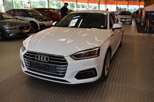 Audi A5, kuva 1
