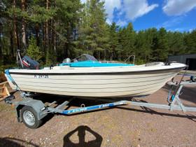 Sandström S-Marin 460, Moottoriveneet, Veneet, Raasepori, Tori.fi