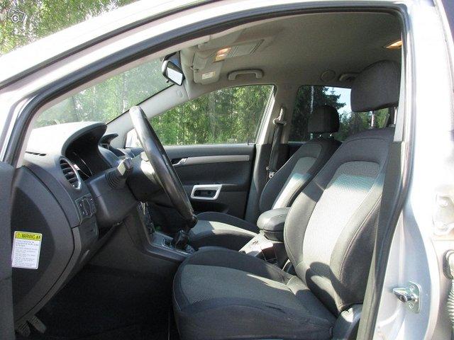 Opel Antara 7