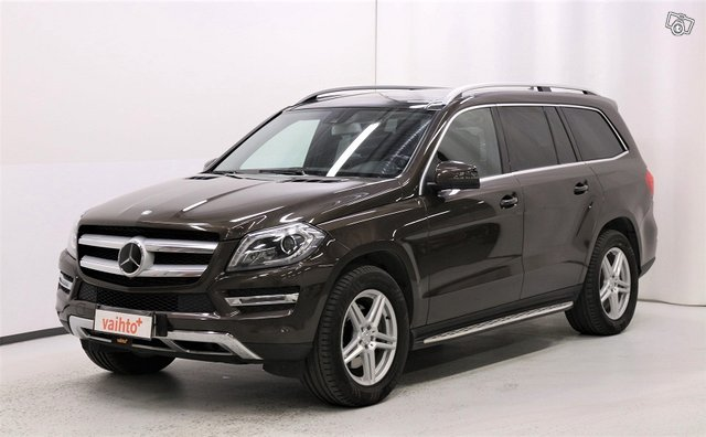 Mercedes-Benz GL, kuva 1