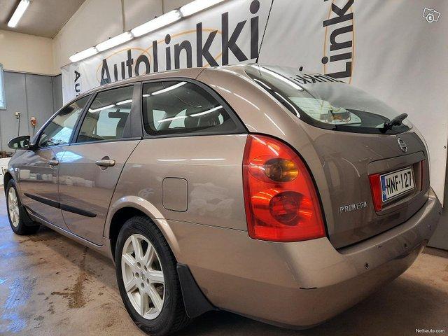 Nissan Primera 5