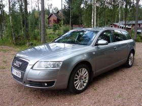 Audi A6, Autot, Pöytyä, Tori.fi