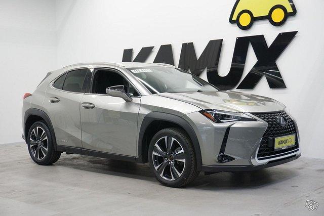 Lexus UX, kuva 1