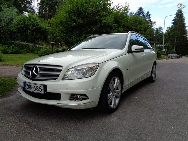 Mercedes-Benz C 180, kuva 1
