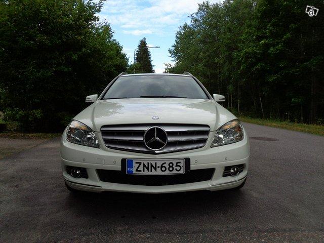 Mercedes-Benz C 180 6