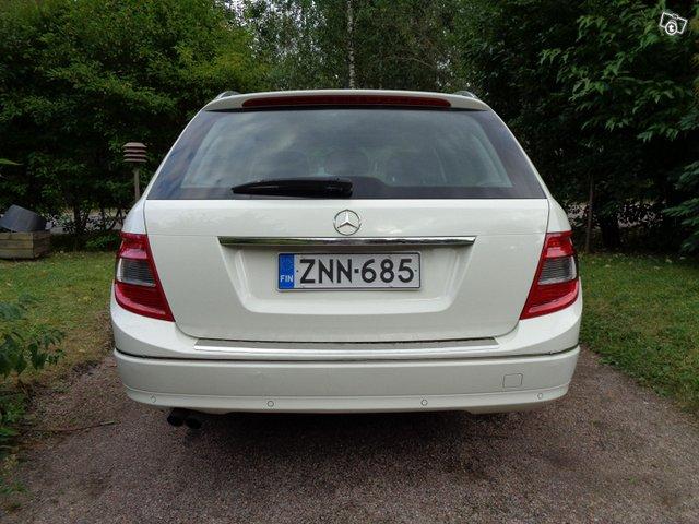 Mercedes-Benz C 180 7