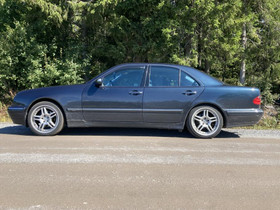 Mercedes-Benz E, Autot, Mustasaari, Tori.fi