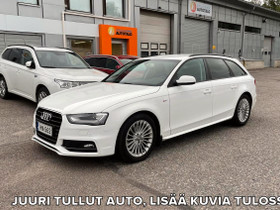 Audi A4, Autot, Lahti, Tori.fi