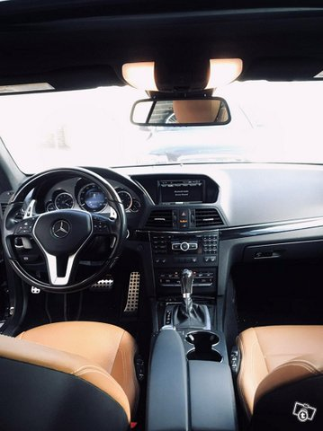 Mercedes-Benz E-sarja 5