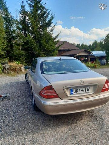 Mercedes-Benz S-sarja 2