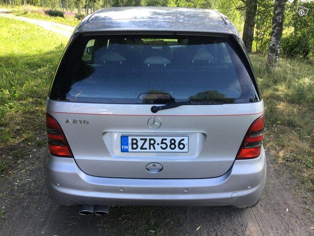 Mercedes-Benz A-sarja 1