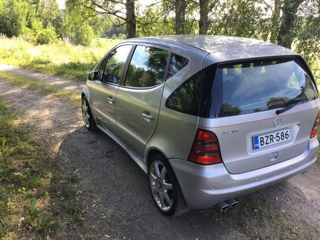 Mercedes-Benz A-sarja 2