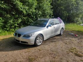 BMW 5-sarja, Autot, Parikkala, Tori.fi