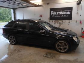 Mercedes-Benz C, Autot, Kajaani, Tori.fi