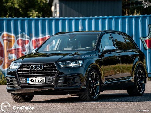 Audi SQ7, kuva 1