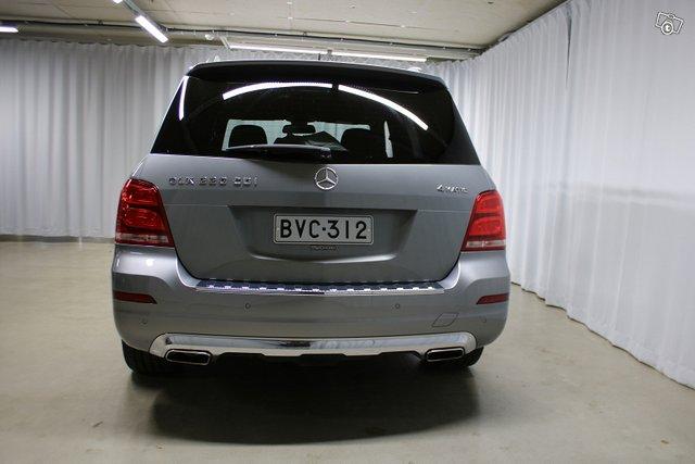 Mercedes-Benz GLK 5