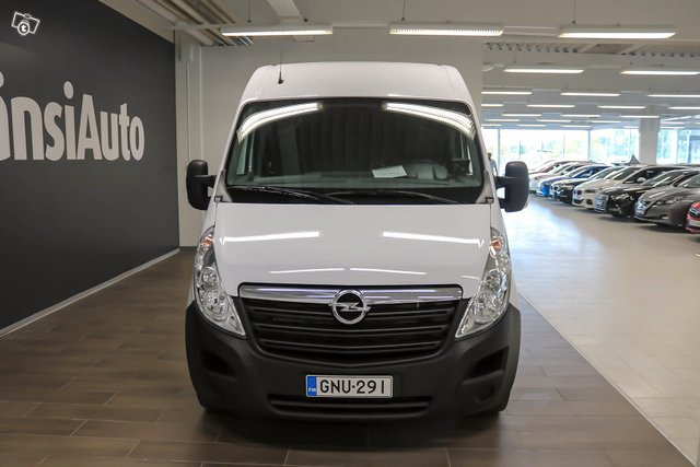 Opel MOVANO 3
